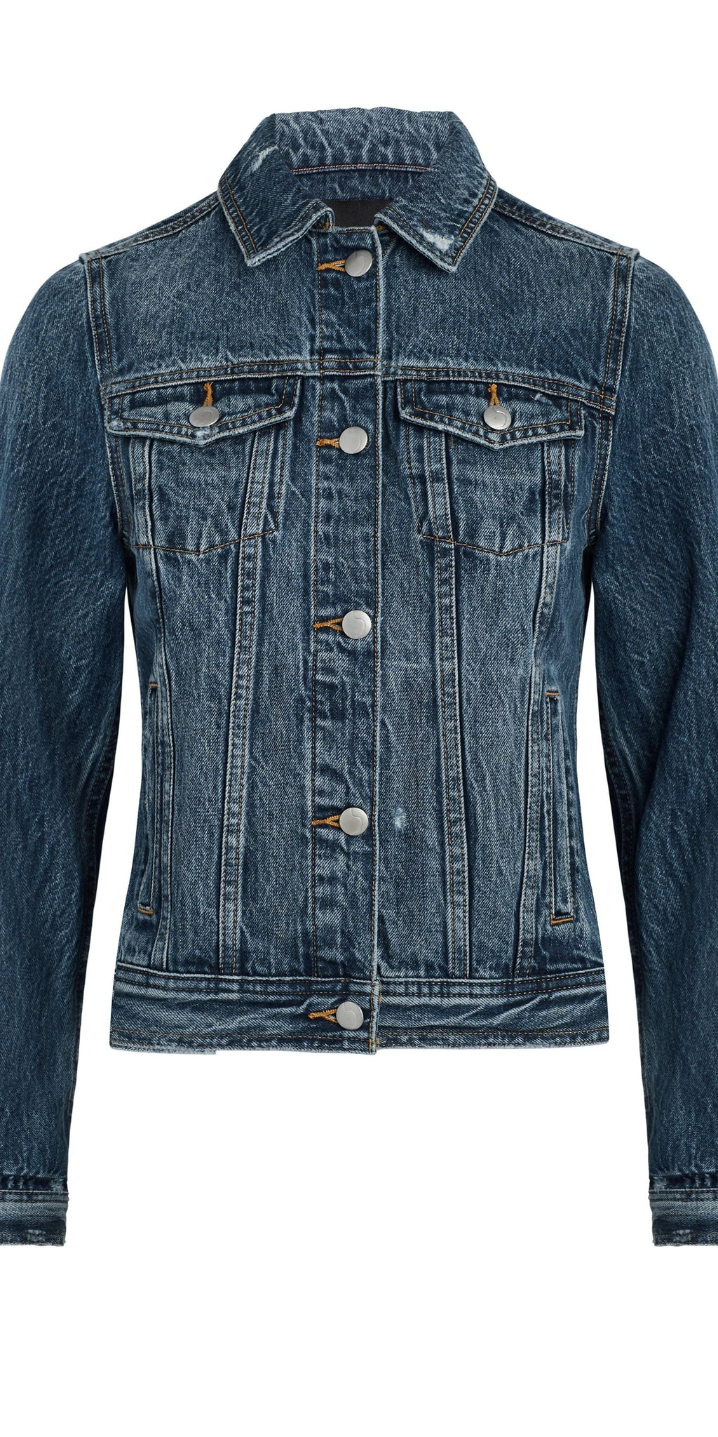 Standard Trucker Jacket-Sea Biscuit Del Mar