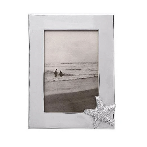 Starfish 4x6 Frame-Sea Biscuit Del Mar