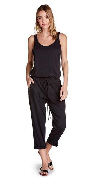 Tank Jumpsuit-Sea Biscuit Del Mar