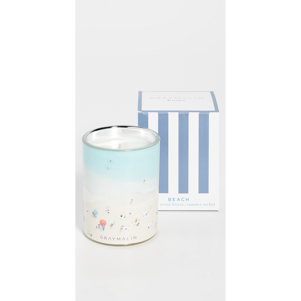 The Beach Candle-Sea Biscuit Del Mar