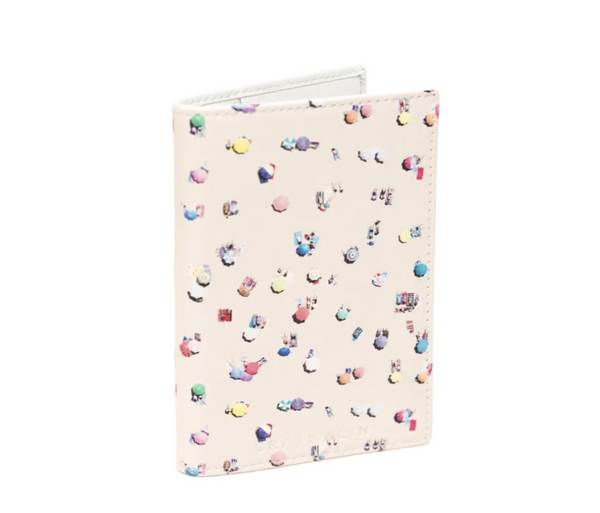 The Beach Passport Case-Sea Biscuit Del Mar