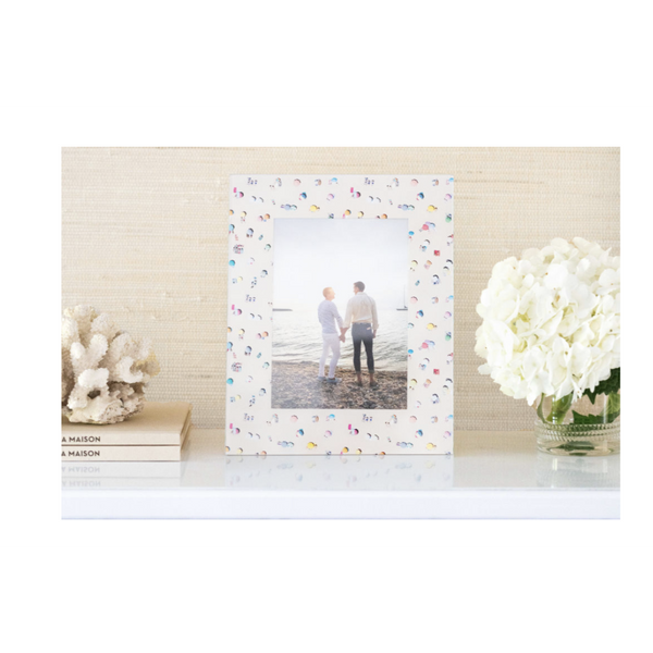 The Beach Picture Frame-Sea Biscuit Del Mar