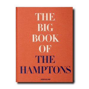 The Big Book of the Hamptons - Coffee Table Book-Sea Biscuit Del Mar