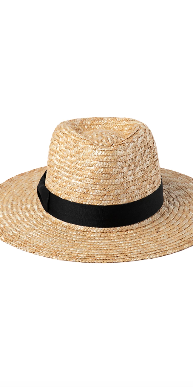 The Spencer Fedora-Sea Biscuit Del Mar