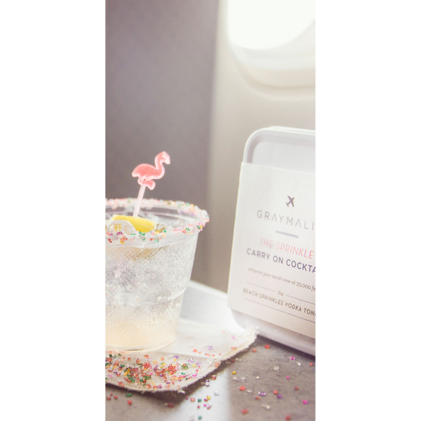The Sprinkle Carry-on Cocktail Kit-Sea Biscuit Del Mar