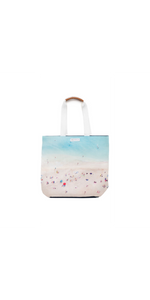 The Waikiki Tote Bag-Sea Biscuit Del Mar