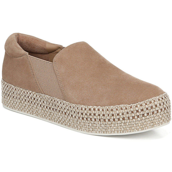 Wilden Suede Espadrille Sneakers-Sea Biscuit Del Mar