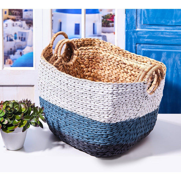 Woven Basket Set-Sea Biscuit Del Mar