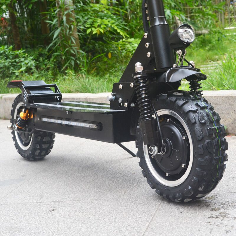 Flj 11 Inch Off Road Foldable Electric Scooter Next Up