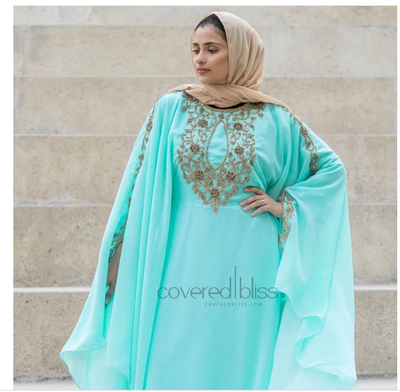 Tips To Come Up With Exquisite Kaftan Designs