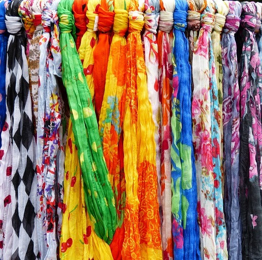 How to Organize Scarves at Best to Ensure Durability and Longevity?