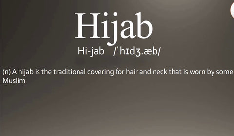 how to pronounce hijab