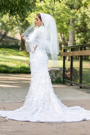 Bridal Mermaid Dress
