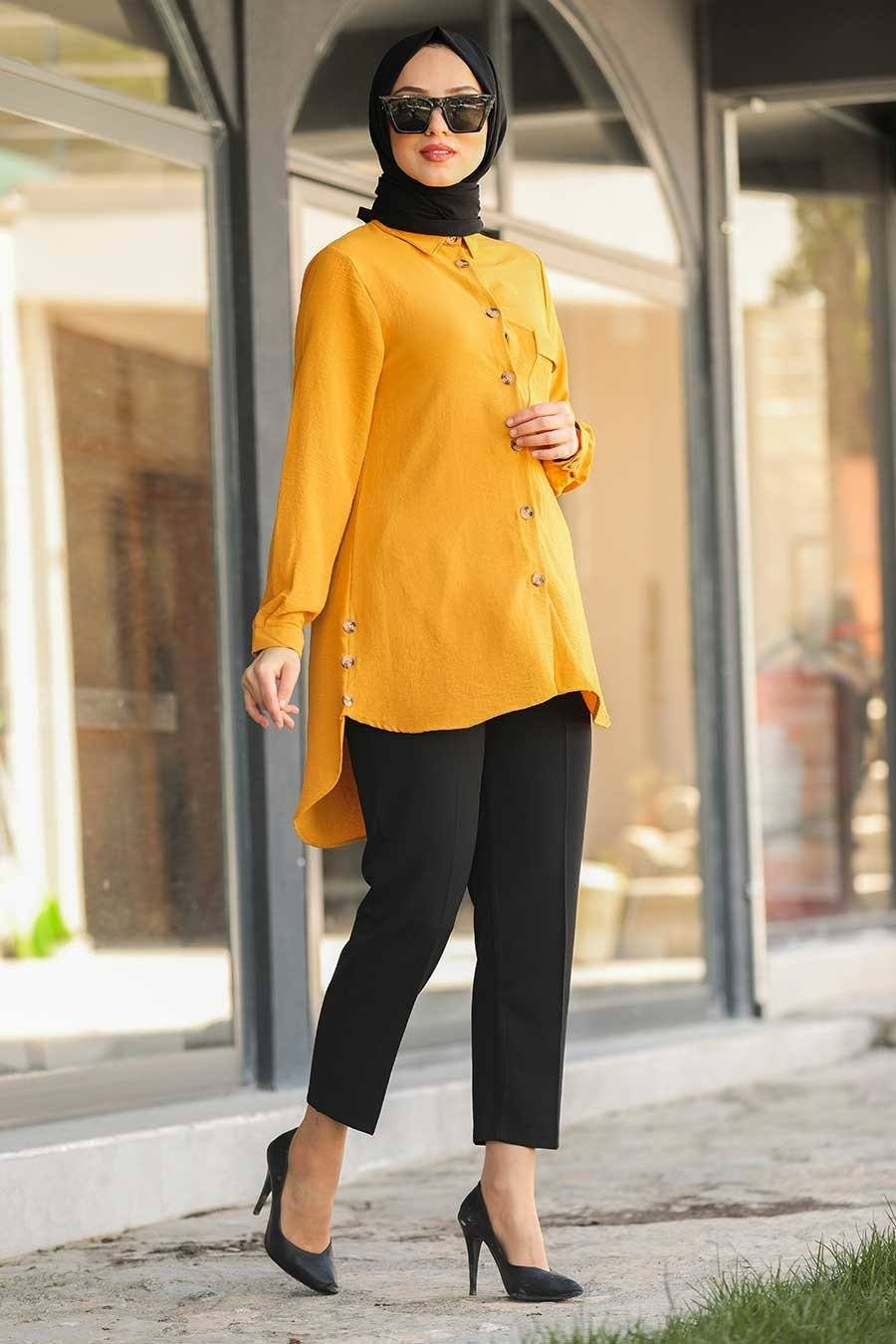 Jodi Top - Yellow