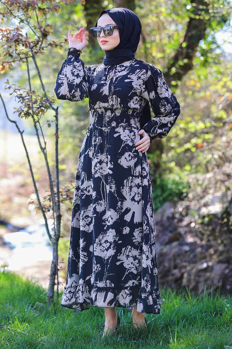 Haleh Dress - Black