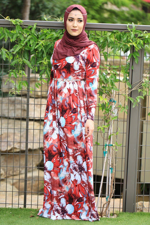 Rumman Maxi Dress