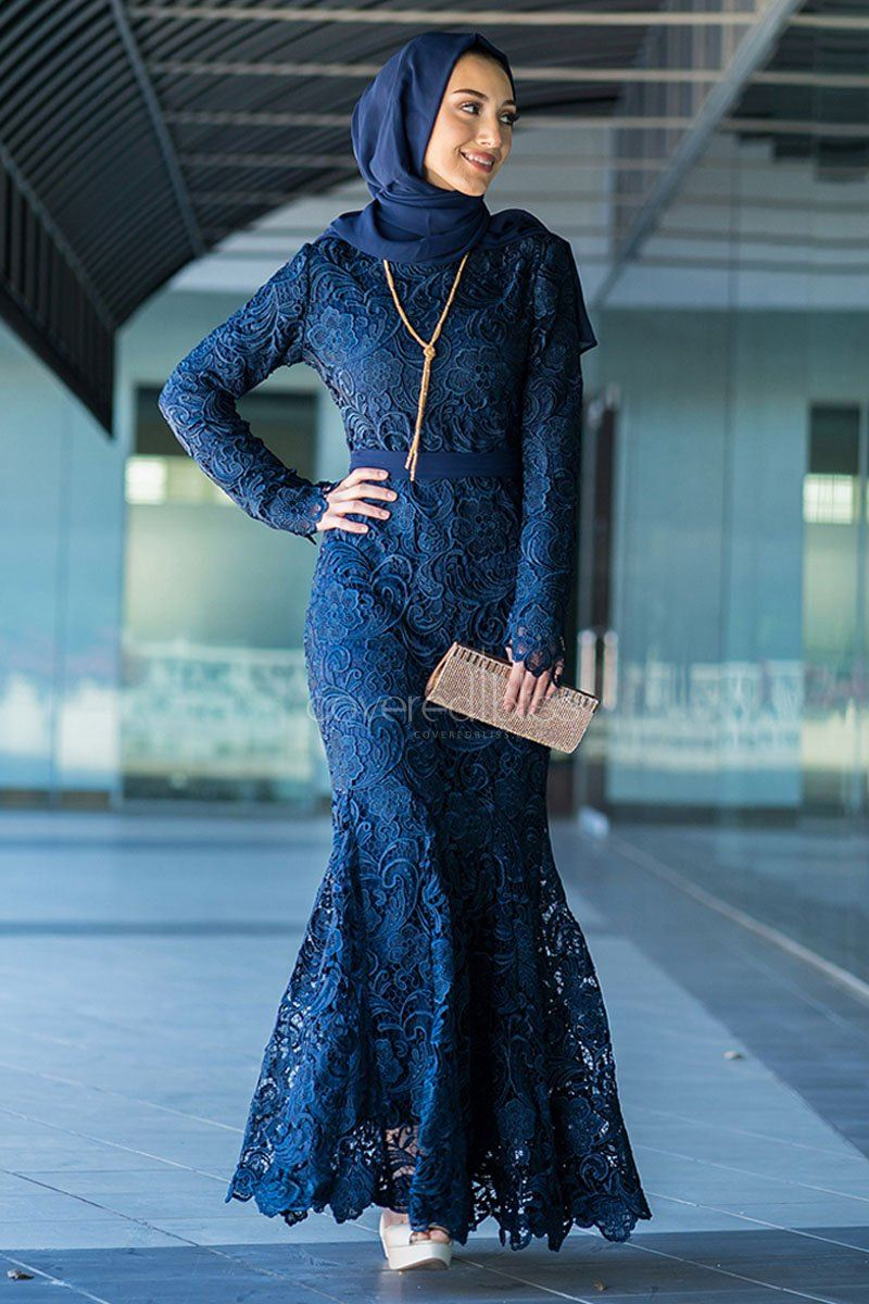 Amrien Lace Formal Dress