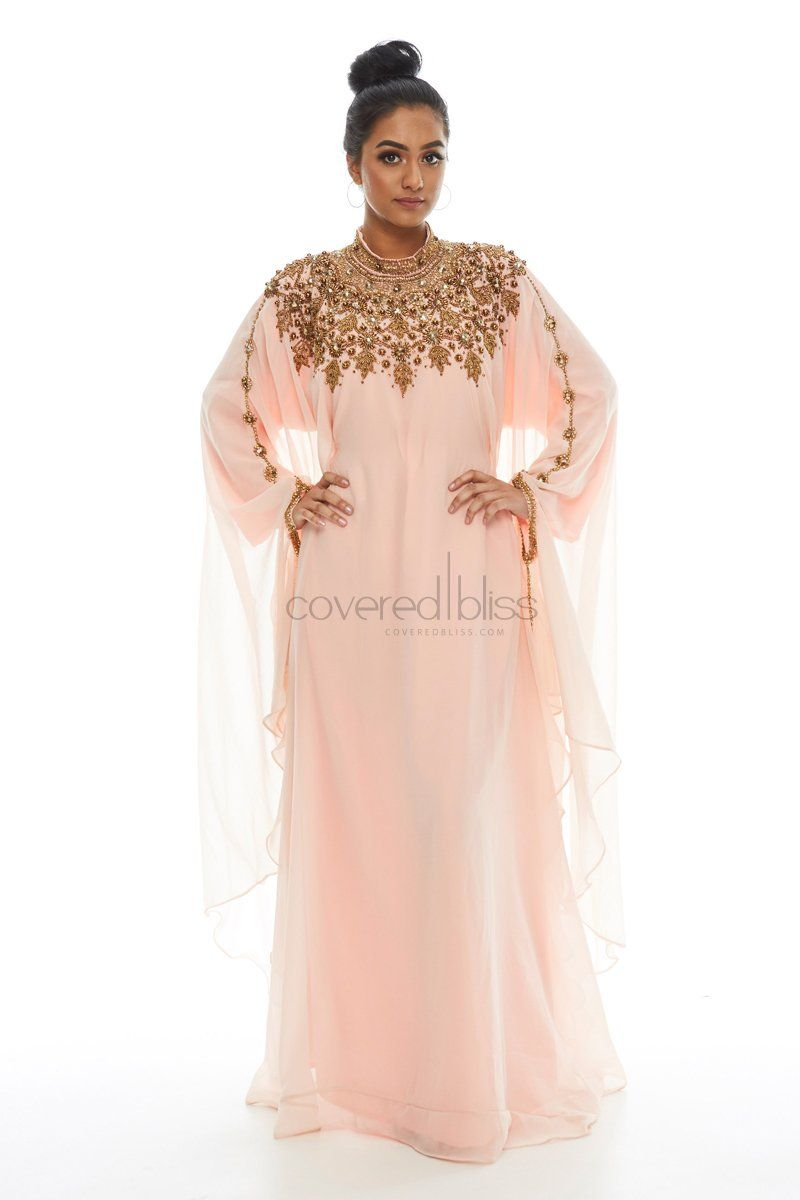 Athena Antique Kaftan