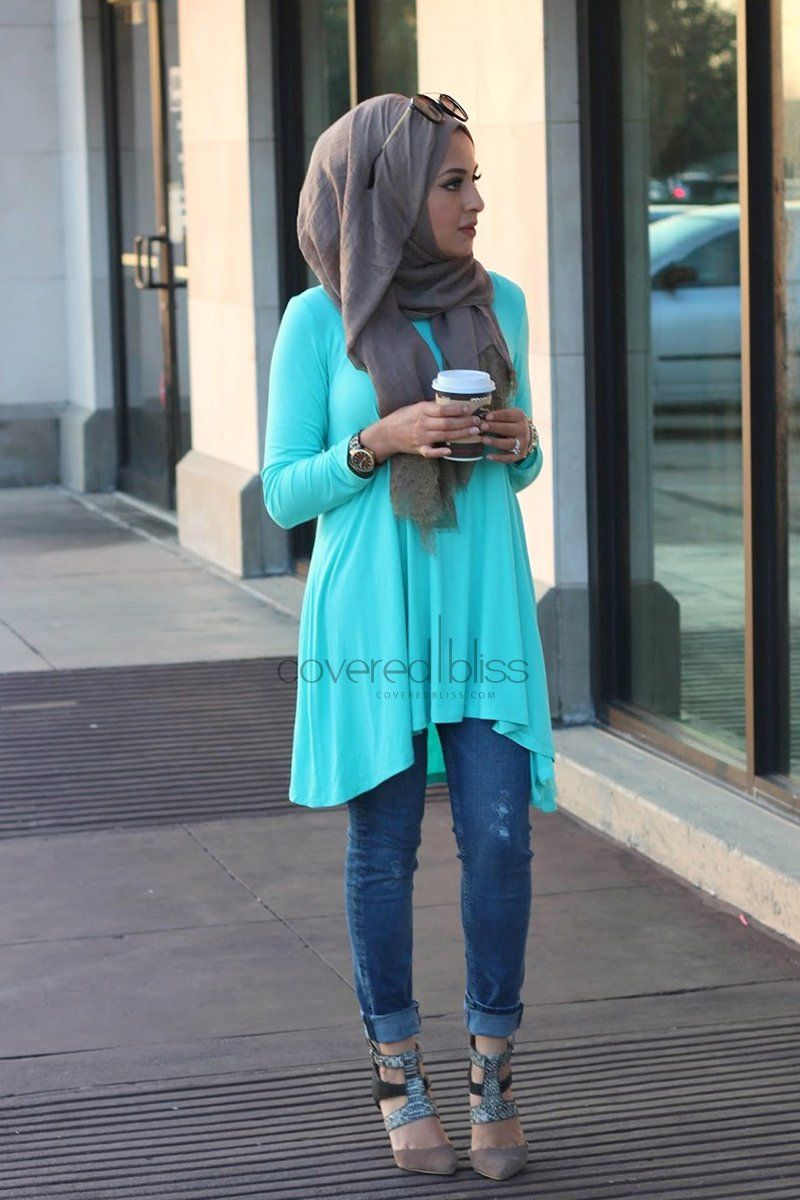 Simply Knit Tunic