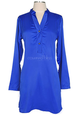 Solid Tunics Blouse