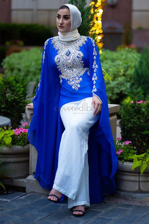 Mystical Pearls 'n Cape (Top Cape Only)