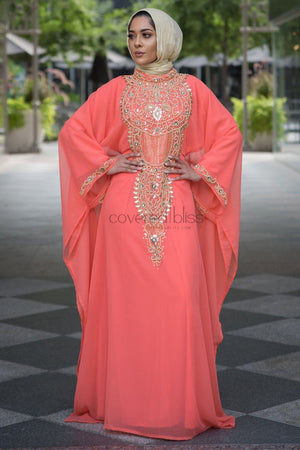 Queen of Sheba Kaftan