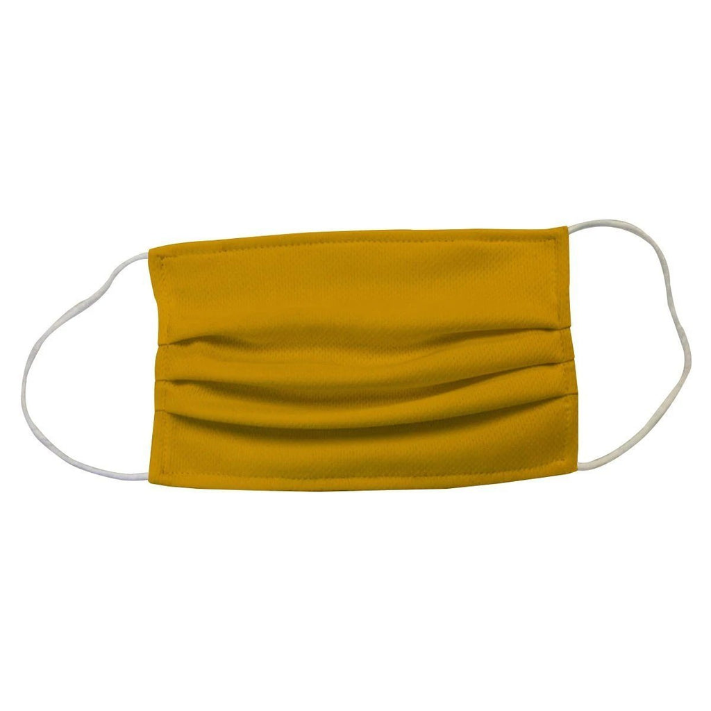 Protective Breathable Face Mask - Yellow