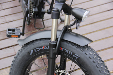 LYNX Suspension Front Fork Upgrade
