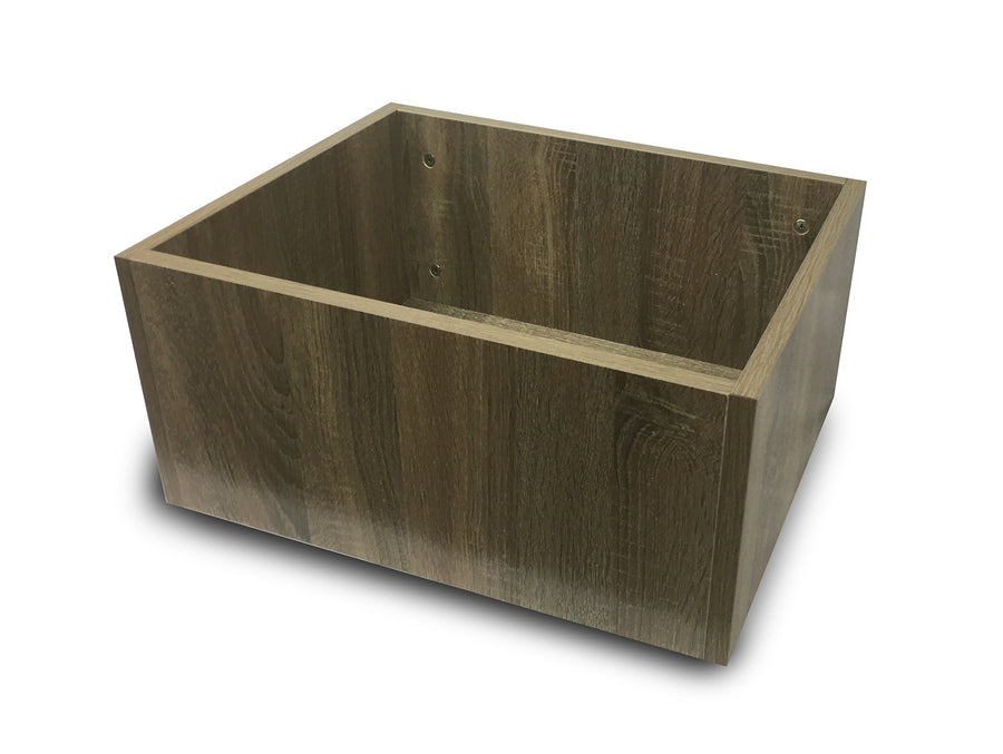 Wooden cargo box. Caddy and Caddy Pro