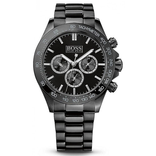 Hugo Boss Mens' Ikon Chronograph Watch