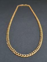 Load image into Gallery viewer, 925 Sterling Silver Chain Plated With 1 Micron 18K Yellow Gold