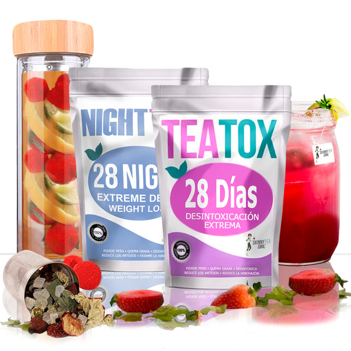 Day & Night Teatox Oferta Especial