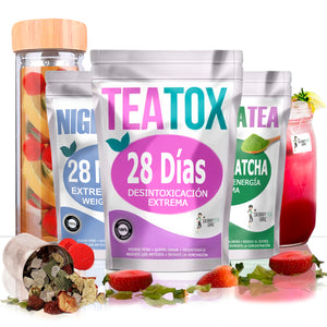 SkinnyTea Girl - Paquete Extremo