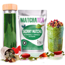 Load image into Gallery viewer, SkinnyTea Girl Matcha Especial