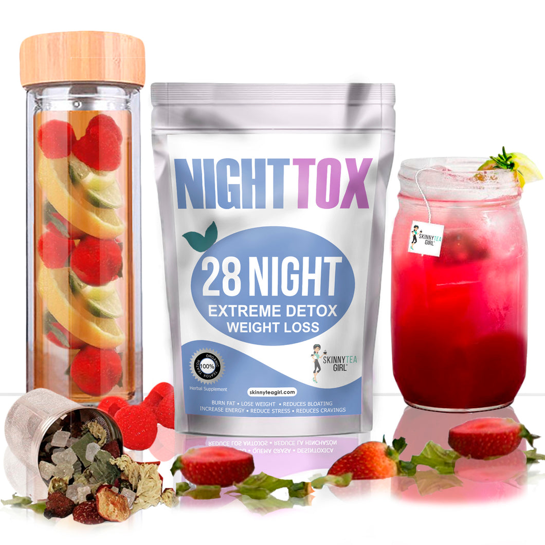 SkinnyTea Girl Night Teatox