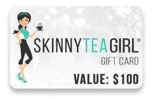 Load image into Gallery viewer, SkinnyTea Girl Gift Card