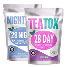 Load image into Gallery viewer, Day & Night Teatox Special Offer Sale