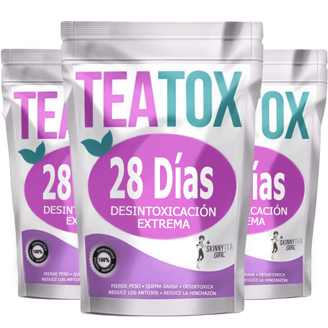 SkinnyTea Girl Teatox Diamond