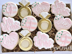 Wedding Cookies - 1 dozen