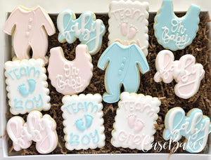 Gender Reveal Team Boy / Girl - 1 dozen