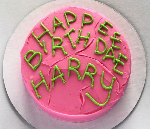Harry Potter Personal Cake - 5
