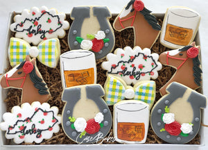 Kentucky Derby Cookies - 1 Dozen