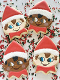 Elf Single Cookie - 1 Piece