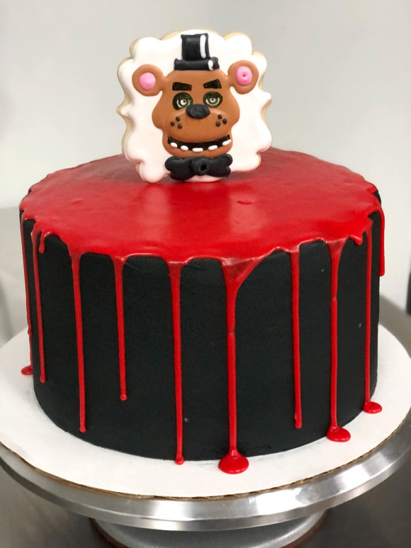 5 nights at freddy's cake