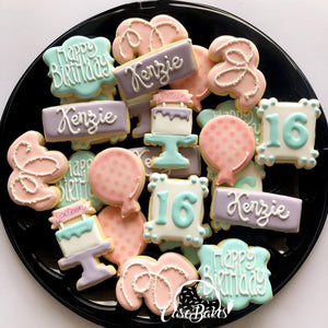 Girly birthday - 1 dozen