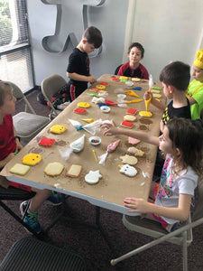 Kids Cookie Camp - Back To school theme - 7/29-7/30