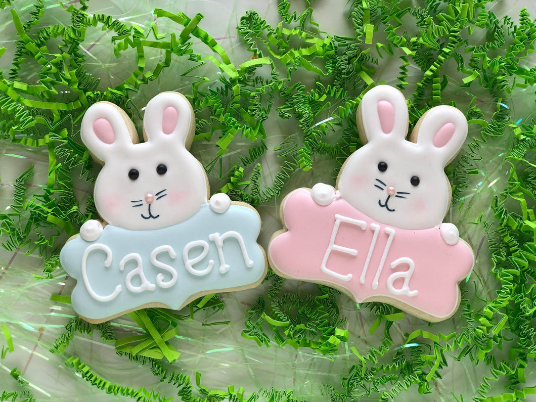 Easter Name Plaque - 1 piece