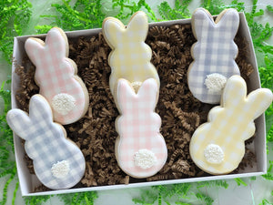 Easter 6 Piece Bunny gift set