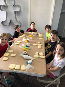 Kids Cookie Camp - Princess Theme - 7/15-7/16