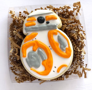 BB8 Cookie - 1 cookie
